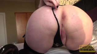 PASCALSSUBSLUTS – Bigtits Kitten Fed Jizz After Anal Banging